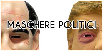 Maschere Politici