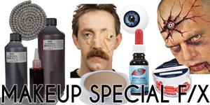 Makeup Special F/X
