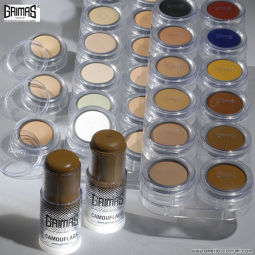 CAMOUFLAGE MAKE-UP PURE
