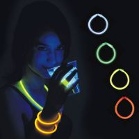 SET 100 BRACCIALI LUMINOSI