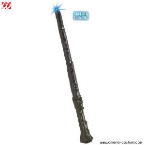 BACCHETTA MAGICA CON LUCE E SUONO - 36 cm