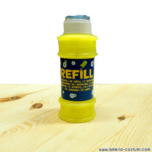 BUBBLES TOYS REFILL - 175 ml