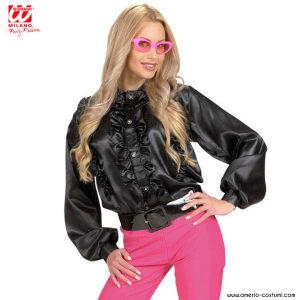 Camicia Donna con ruches - NERA