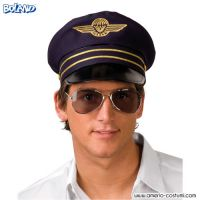 Cappello FLIGHT CAPTAIN JAMES