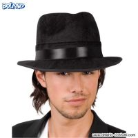 Cappello BLACK SOUL / BLUES BORTHERS / DAISUKE JIGEN