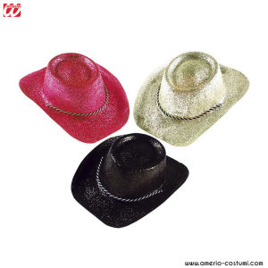 Cappello COW-BOY GLITTER