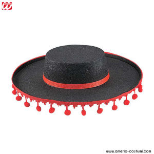 Cappello FLAMENCO IN FELTRO