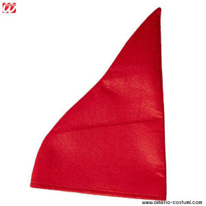 RED GNOME HAT