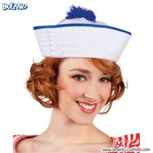 Cappello MARINAIO - BIANCO/BLU