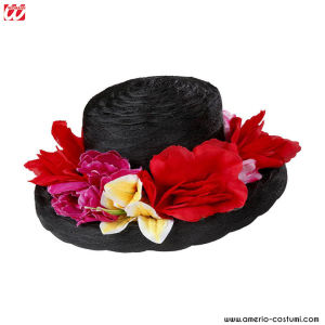 Cappello MYFAIRLADY NERO