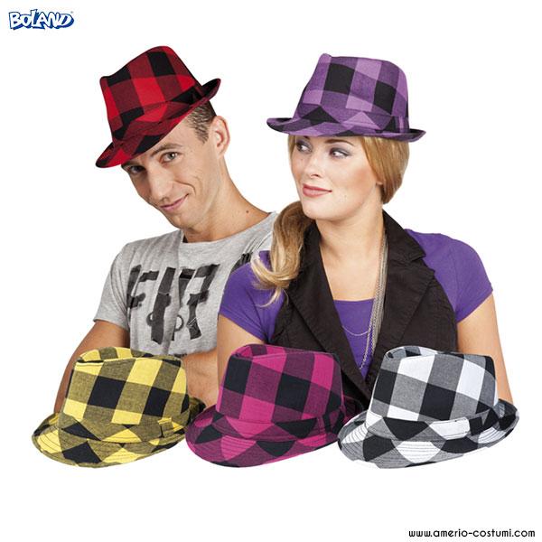 Cappello POPSTAR SQUARE - disp. 5 col.