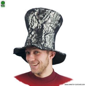 Cappello TUBA IN TESSUTO NERO/ARG