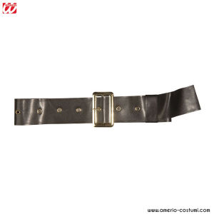 SANTA CLAUS BELT LEATHERLOOK