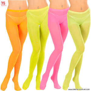 COLLANT FLUORESCENTE - 40 DEN - Tg. XL - disp. 4 col.