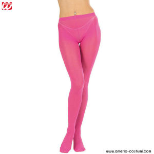 COLLANT FUCSIA - 40 DEN - Tg. XL