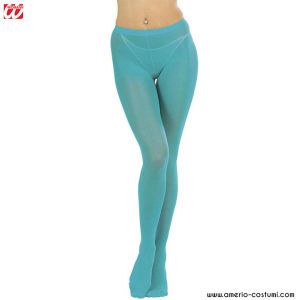 COLLANT TURCHESE - 40 DEN - Tg. XL