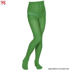 CHILD GREEN PANTYHOSE - 40 DEN