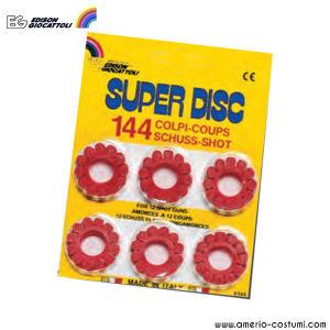 Sound Caps SUPER DISC 12