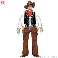 COW-BOY MOVIBILE - H 1,40 m