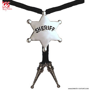 CRAVATTINO COWBOY / SCERIFFO