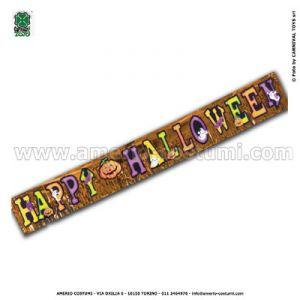 FESTONE HAPPY HALLOWEEN CON FRANGE - 152x20 cm