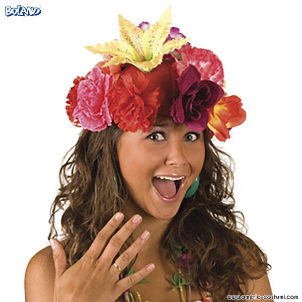 Cappello FLOWER
