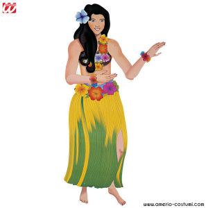 BEWEGLICHES HAWAIANA - h 135 cm