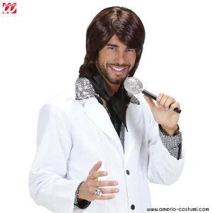 Parrucca 70s POP STAR BENNY