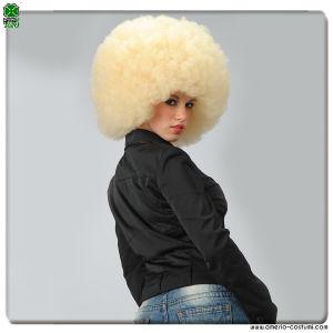 Parrucca AFRICA BIONDA - diam. 40 cm