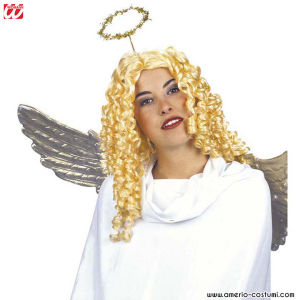 Parrucca ANGELO CON BOCCOLI