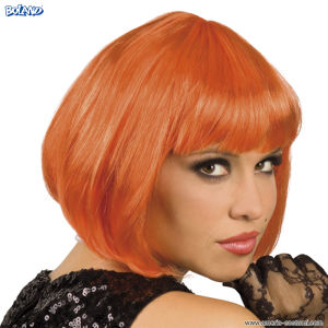 Peluca CABARET - Naranja