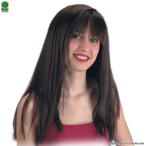 Parrucca WINTER GIRL TESTA DI MORO (LUNGA EFFETTO NATURALE)