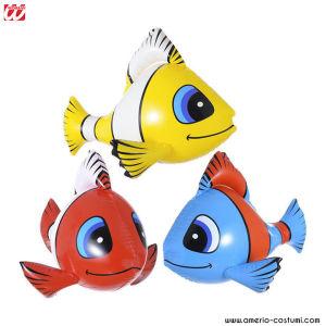 Aufblasbarer tropischer Fisch - 60 cm