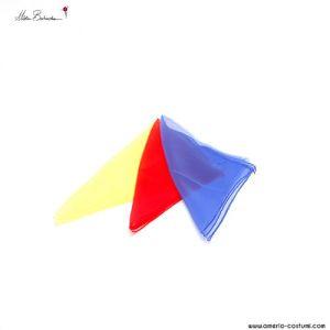 Set 3 Juggling SCARVES - 40 cm