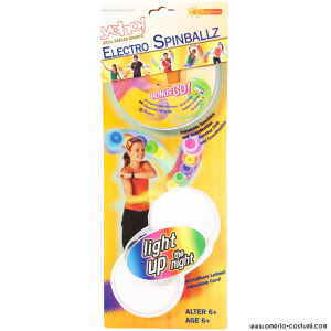 SPINBALLZ LED POI