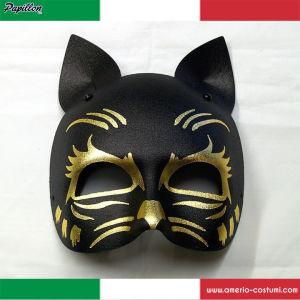 Maschera BLACK CAT