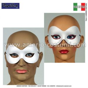 Maschera DEFILE' - BIANCO