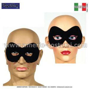 Maschera DEFILE' - NERO