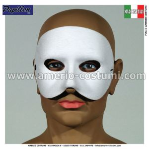 Maschera DOGE - BIANCO