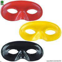 Maschera DOMINO GRANDE - disp. 3 col.