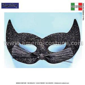 Maschera GLITTER CAT