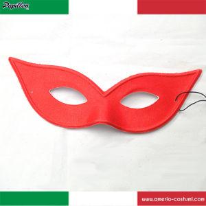 Maschera LIBELLULA ECO - ROSSO