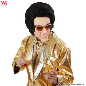 Maschera RE DEL ROCK'N'ROLL - ELVIS PRESLEY