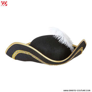 TRICORN WITH FEATHER