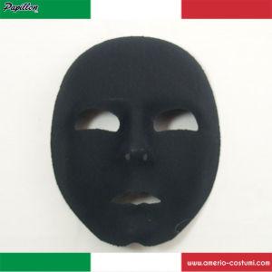 Maschera VISO LARGE - NERO