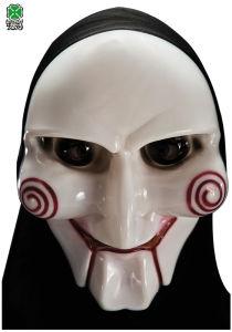 Maschera BURATTINO CON CAPPUCCIO / SAW