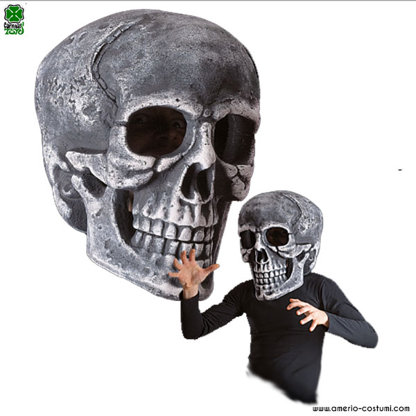 Maschera TESCHIO GIGANTE - 50x37x37 cm