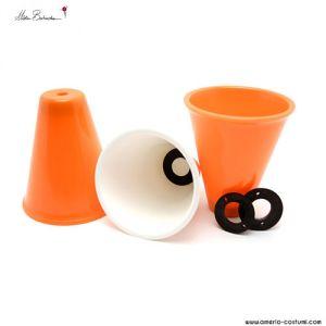 JUGGLING CUP - ARANCIO
