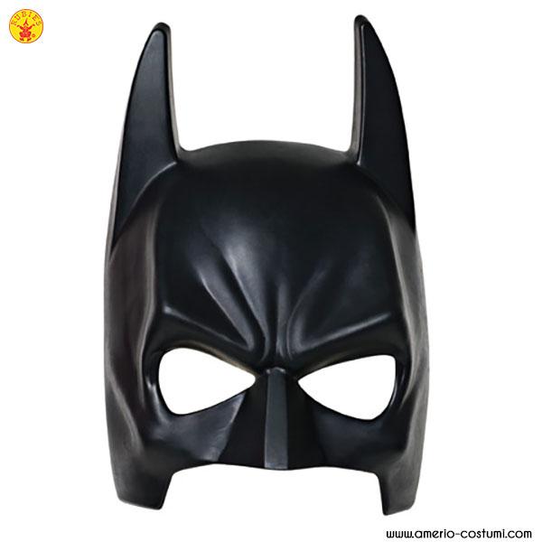 Maschera BATMAN in plastica - Adulto