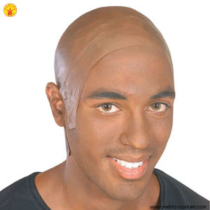 LATEX DARK SKIN HEAD